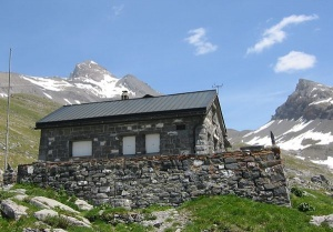 Photo of the Susanfe Hut
