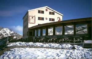 Photo of the Diavolezza Hut