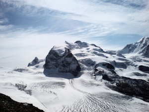 Photo of the Monte Rosa