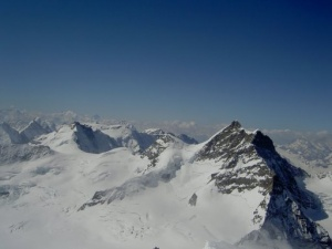 Photo of the Jungfrau Group